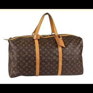 Authentic Louis Vuitton Sac Souple 55 Travel